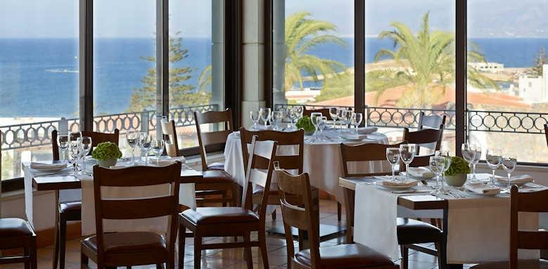Creta Maris, Estia Restaurant