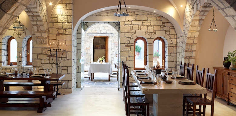 Creta Maris, Platia Restaurant