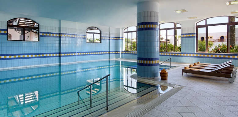 creta maris, indoor pool