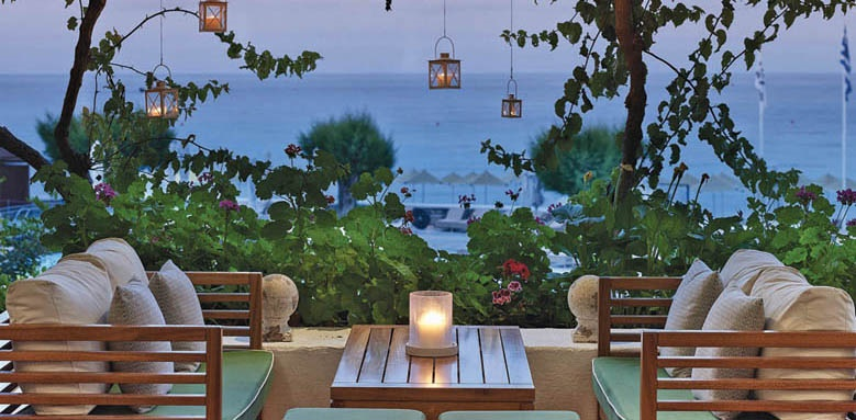 creta maris, romantic bar