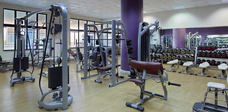 Creta Maris Beach Resort, gym