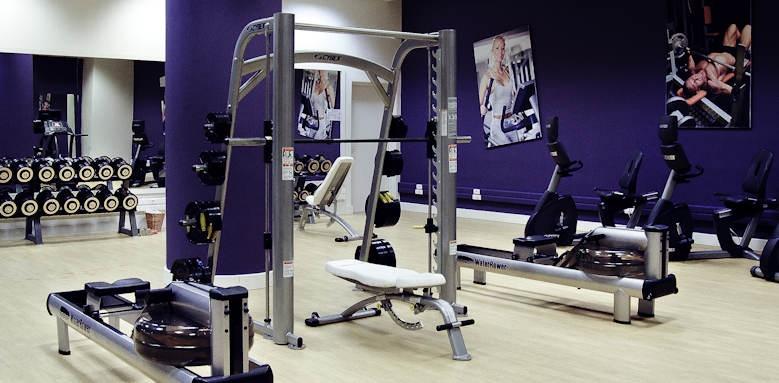 creta maris, gym