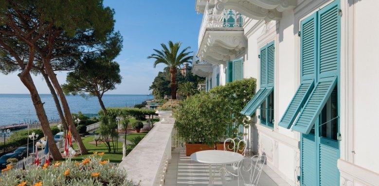 Grand Hotel Miramare, exterior