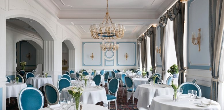 Grand Hotel Miramare, restaurant