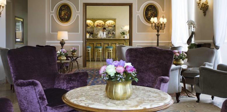 Grand Hotel Miramare, salotto