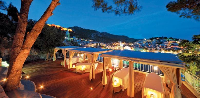 Adriana Hvar Marina Hotel & Spa, cabanas