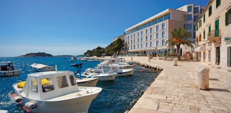 Adriana Hvar Marina Hotel & Spa, exterior
