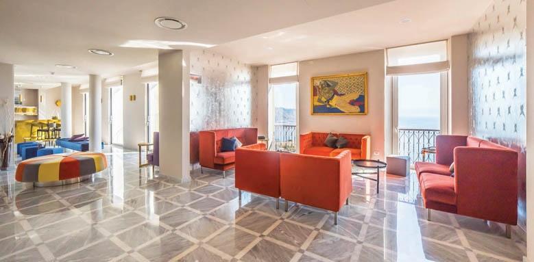 Grand Hotel Miramare, lounge