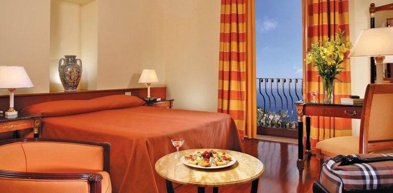 Grand Hotel Miramare, double sea view room