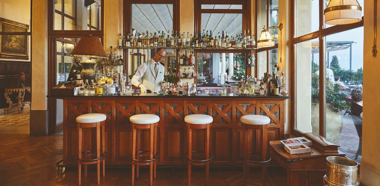 belmond grand hotel timeo, bar