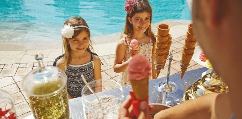 belmond grand hotel timeo, ice cream
