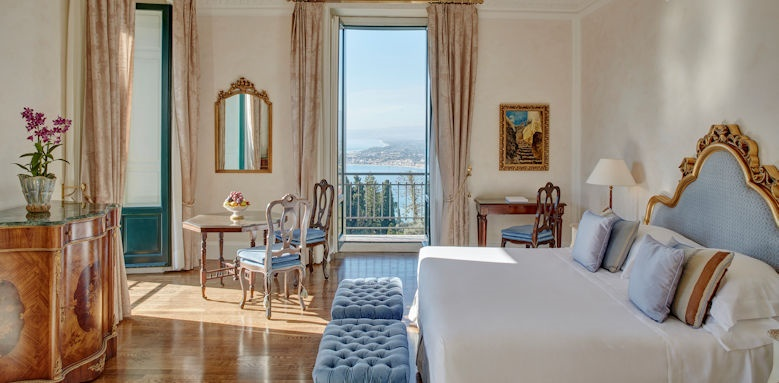 belmond grand hotel timeo, room with a view