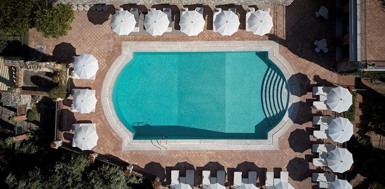 belmond grand hotel timeo, swimming pool