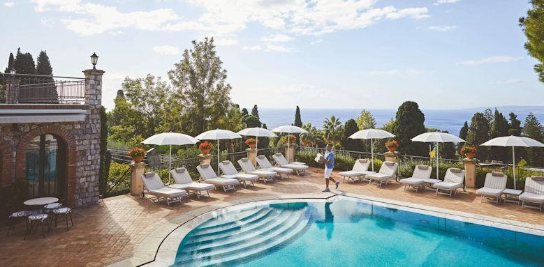 belmond grand hotel timeo, pool