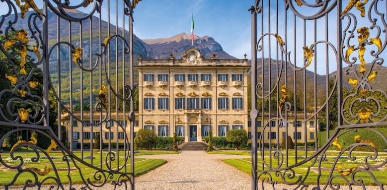 Grand Hotel Tremezzo, vila sola cabiata