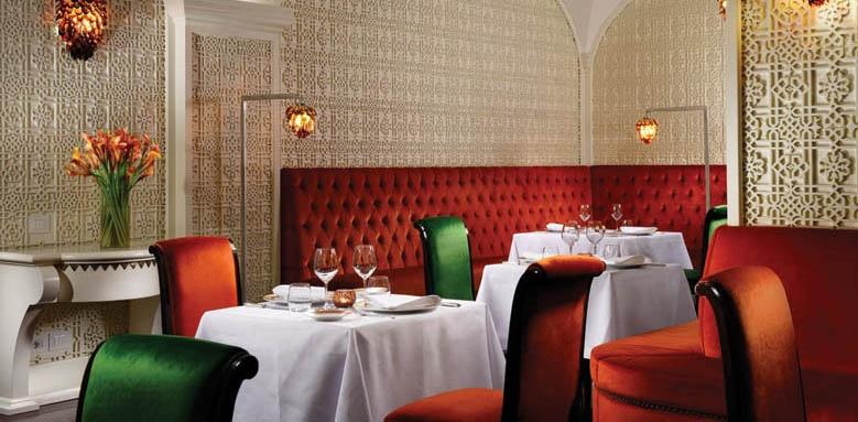 Grand Hotel Villa Cora, Il Pasha restaurant