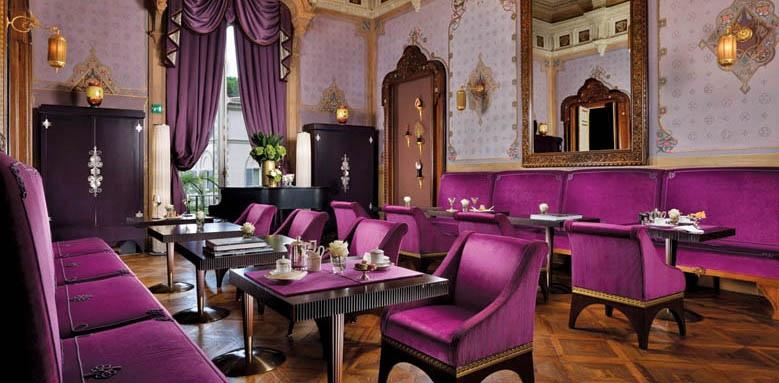 Grand Hotel Villa Cora, Lounge