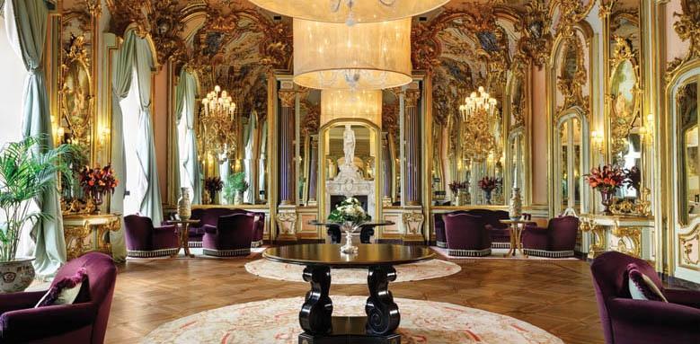 Grand Hotel Villa Cora, Mirror room