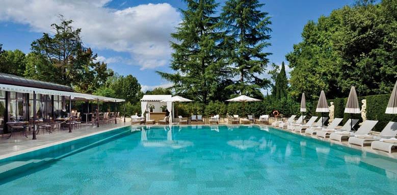 Grand Hotel Villa Cora, pool