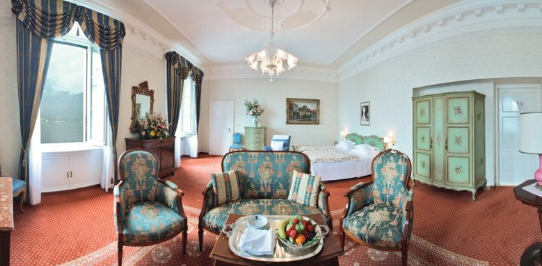Grand Hotel Villa Serbelloni, executive double room