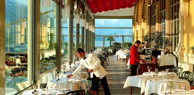 Grand Hotel Villa Serbelloni, restaurant