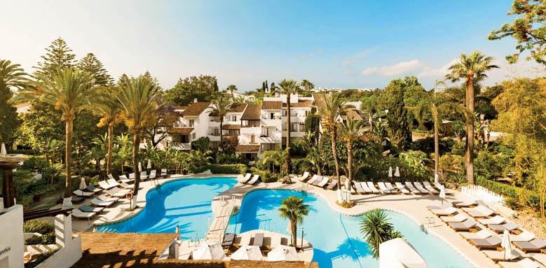 Hotel Puente Romano, Marbella