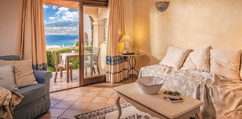 Hotel Relais Villa del Golfo & Spa, suite