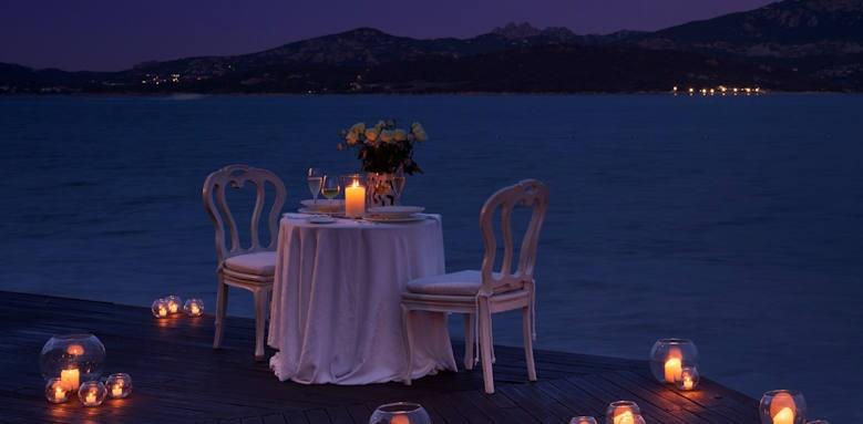 Villa Del Golfo, romantic experience