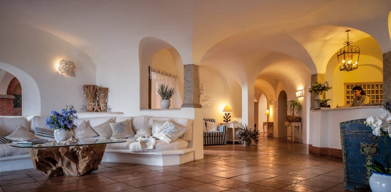 Villa Del Golfo, lobby