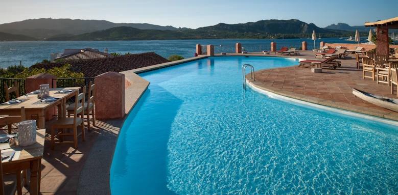 Villa Del Golfo, pool