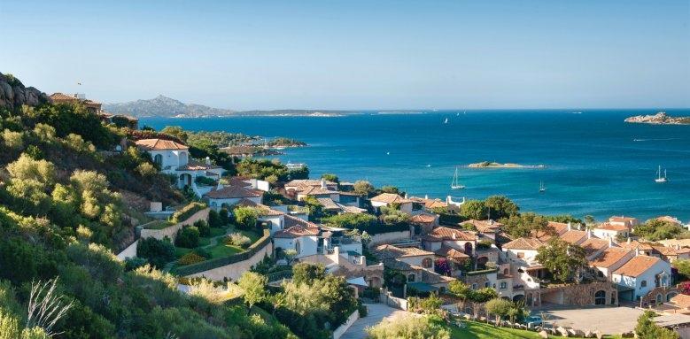 Hotel Relais Villa Del Golfo & Spa, exterior view