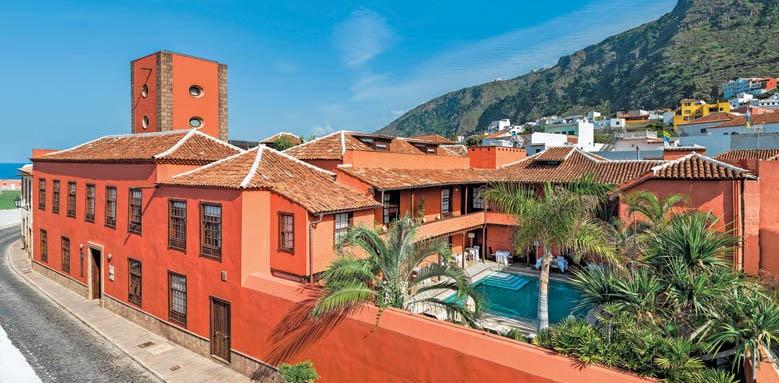 Hotel San Roque, Exterior