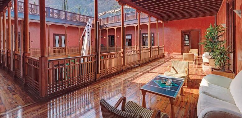 Hotel San Roque, Interior