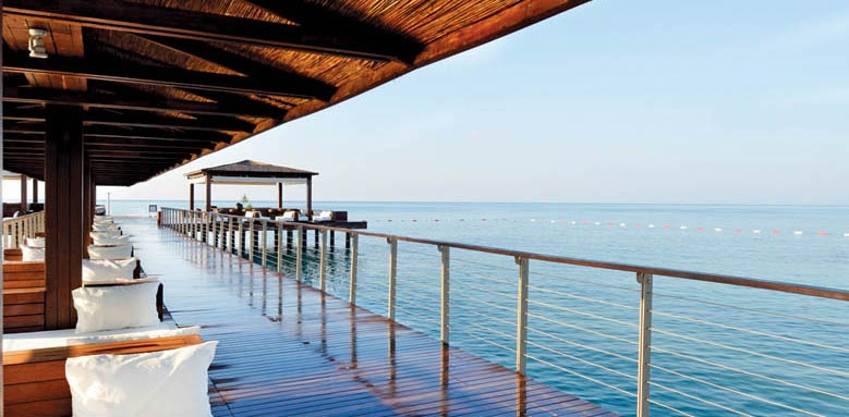 Gloria Serenity Resort, sea view