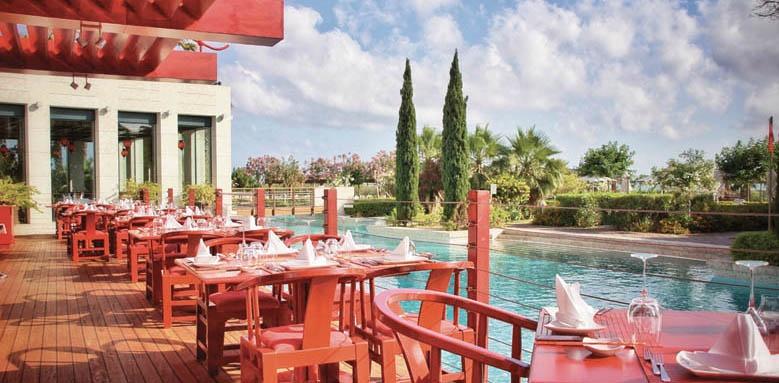 Gloria Serenity Resort, Sha a la carte restaurant