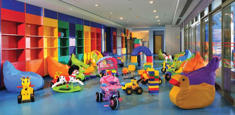Gloria Serenity Resort, Gogi Kids club