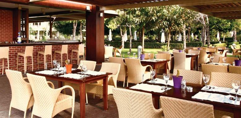 Gloria Serenity Resort, La Trattoria Romana