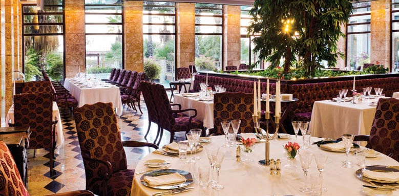 Gloria Serenity Resort, Le Jardin au Printemps restaurant