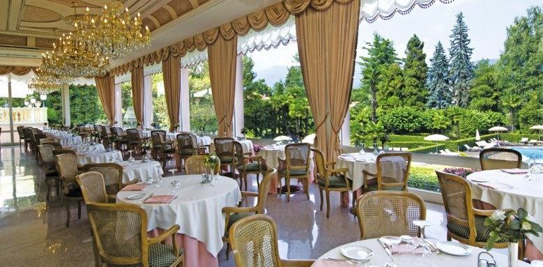 Hotel Simplon, restaurant
