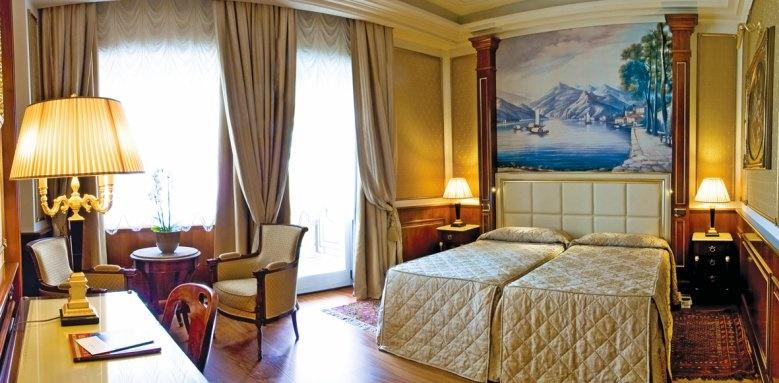 Hotel Splendid, superior twin room