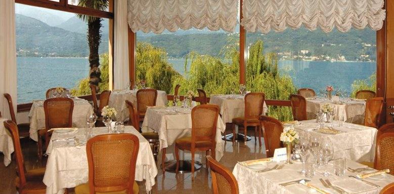 Hotel Splendid, restaurant