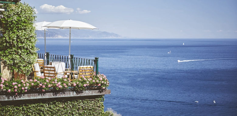 belmond hotel splendido, bar terrace