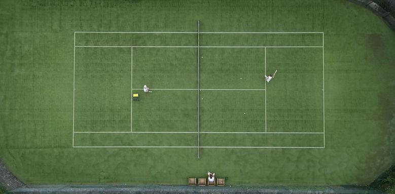 belmond hotel splendido, tennis