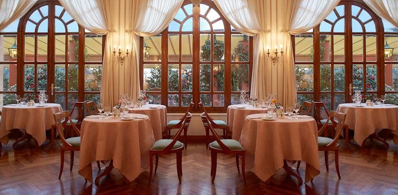 belmond hotel splendido, restaurant