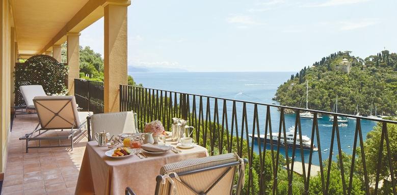belmond hotel splendido, balcony dining