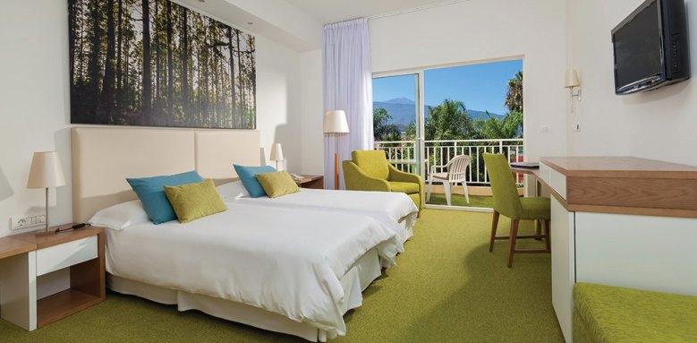 Hotel Tigaiga, twin room