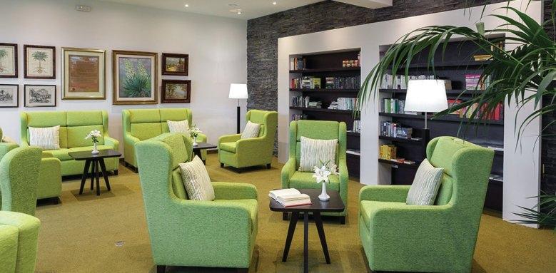 Hotel Tigaiga, lounge