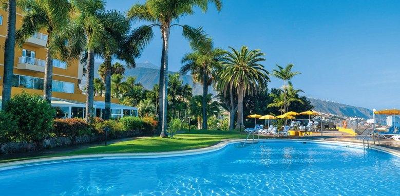 Hotel Tigaiga, pool