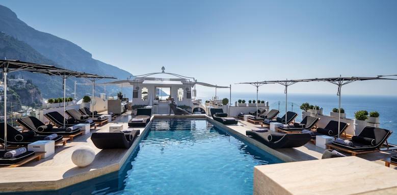 Hotel Villa Franca, pool