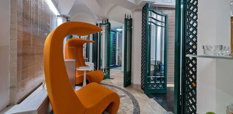 Hotel Villa Franca, spa